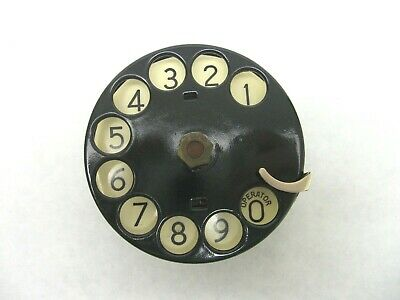 Western Electric 2AA Dial for Candlestick or 102