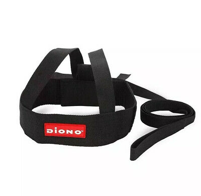 Diono Black Toddler Safety Harness Reigns Lead Walking Leash