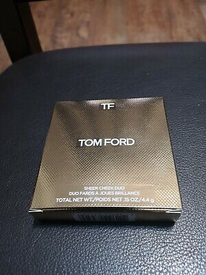 TOM FORD DUO FARDS A JOUES BRILLANCE NET 150Z/4.4g