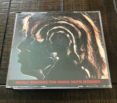 The Rolling Stones - Hot Rocks 1964-1971 (2 CD Set, 1986 abkco)