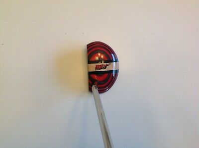 Rare One Of A Kind Hand Made Mallet Putter-David Musty