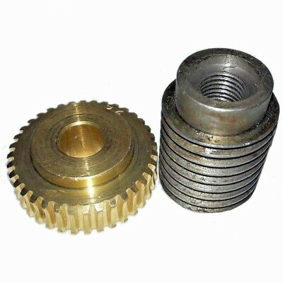 Van Norman 777 & 777-S Worm Gear with Steel Worm Gear@UK