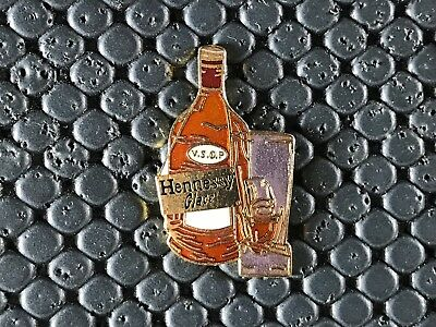 Pins Pin Badge Alcool Cognac Hennessy