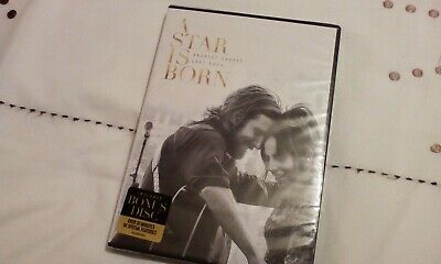 A Star Is Born (2018) Bradley Cooper Lady Gaga New 2 Dvd Special Edition R1 Usa