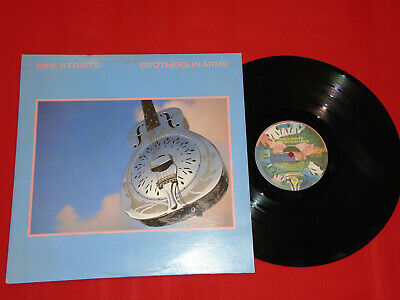 Dire Straits  LP  Brothers In Arms