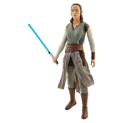 """Star Wars Big Figs Rey Action Figure 18"" New In Box"