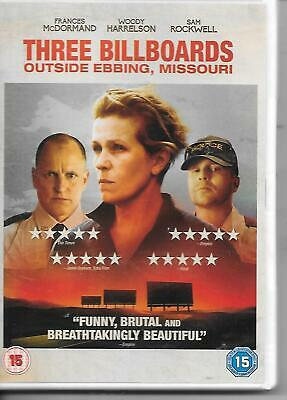 THREE BILL BOARDS OUTSIDE EBBING MISSOURI, FRANCES McDORMAND,