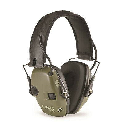 Howard Leight  R-01526 Impact Sport Electronic Hearing Protection Earmuffs