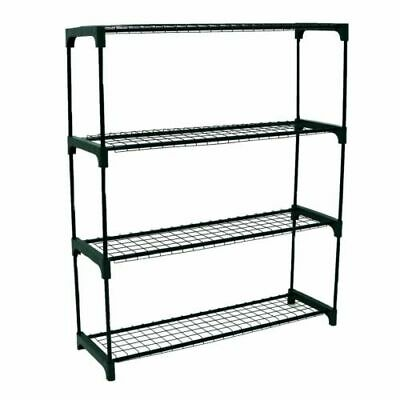 NEW Double Pack Flower Staging Display Greenhouse Racking Shelving UK