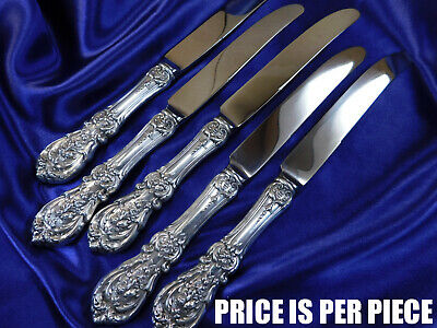 Reed & Barton Francis 1St Sterling Silver Place Knife French Blade - Excellent