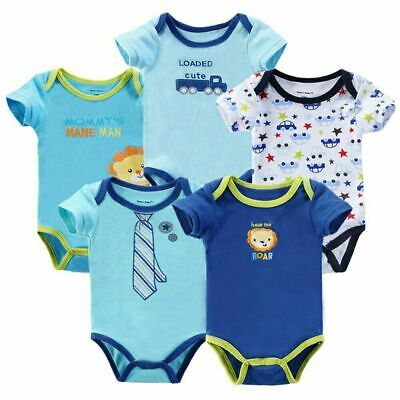 Baby Clothes 5x pieses abc store