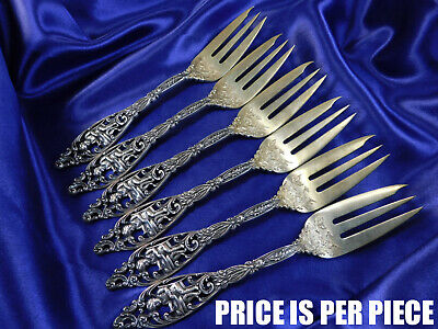EXCELLENT DOMINICK /& HAFF LABORS OF CUPID STERLING SILVER SALAD FORK REISSUE