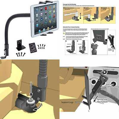 "Dedicated 22/"" Flexible Vehicle Floor Seat Track Mount Bracket iPad Pro 12.9/"""