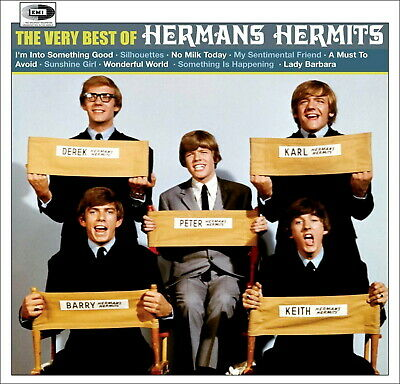 HERMANS HERMITS  * 56 Greatest Hits * NEW 2-CD Boxset * All Original Versions