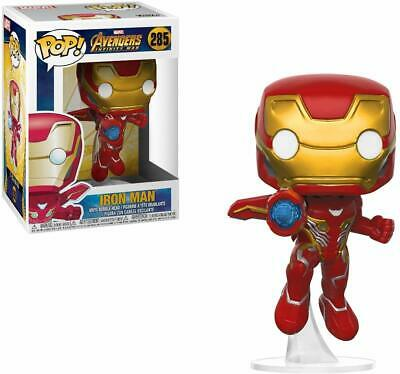 *NEW* Marvel Avengers Infinity War: Iron Man POP Vinyl Figure by Funko