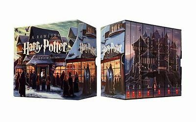 Harry Potter Harry Potter Paperback Box Set by J. K. Rowling The Complete Series