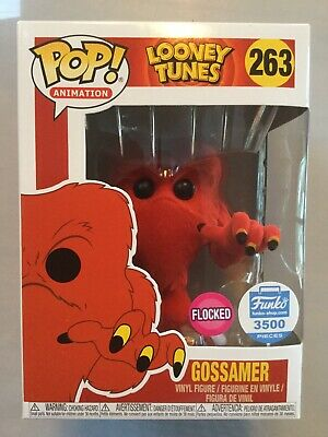 Funko Pop Gossamer Flocked Exclusive. Looney Tunes Limited Edition Collectible