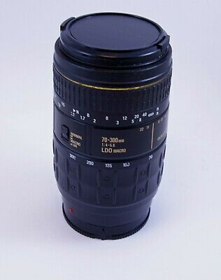 "Quantaray Tech-10 MX AF 70-300mm f/4.0-5.6 Lens for Minolta Maxxum or Sony ""A"""