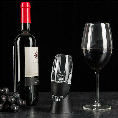 Magic Decanter Essential RED Wine Aerator and Sediment Filter CC