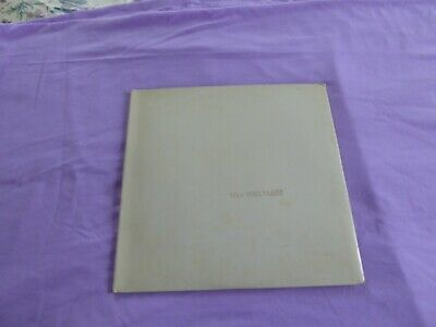 The Beatles - The White Album  -  Mono Top Opener  -  (No Inserts)  -  Uk Apple