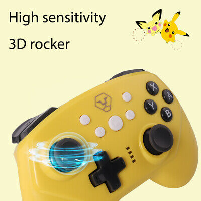 For  Nintendo Switch/Switch Lite Wireless Bluetooth Gamepad Joystick Controller