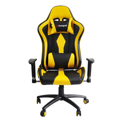 Luxury Racing Gaming Office Chair Computer Desk Chair Adjustable Swivel Chair