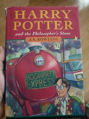 Harry Potter and the Philosopher's Stone Hardback