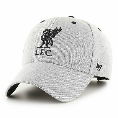Liverpool FC Adults '47 Storm Cloud MVP V2 Cap LFC Official