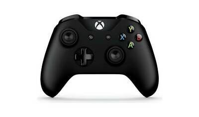 Microsoft Xbox One Wireless Controller Black Official 1708 3.5mm 6MONTH WARRANTY