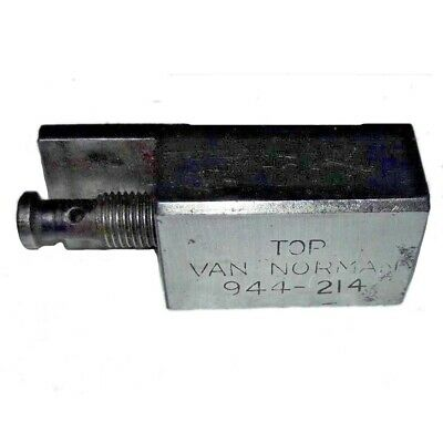 Van Norman Boring Bar Tool Holder For 944 High Quality Item
