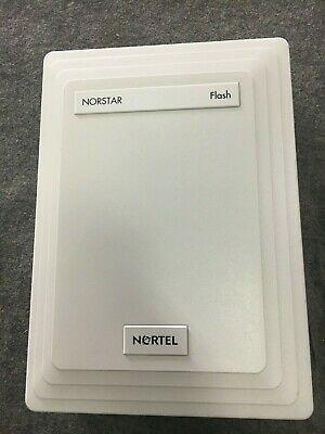 NORTEL NORSTAR NT5B78WM FLASH VOICEMAIL SYSTEM w/flashcard
