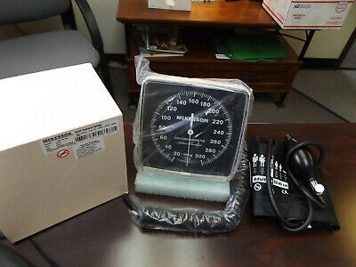 Wholesale Mckesson Wall Aneroid Sphygmomanometer- Adult- Black Nos In Box