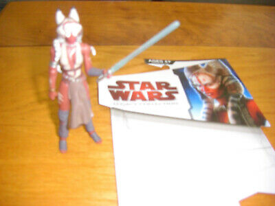SHAAK TII STAR WARS LEGACY COLLECTION 2009 Felucian Outcast LOOSE COMPLETE
