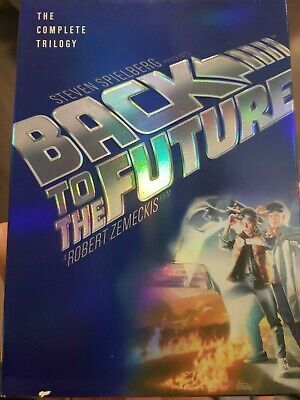 Back to the Future - The Complete Trilogy [Full Screen Edition]