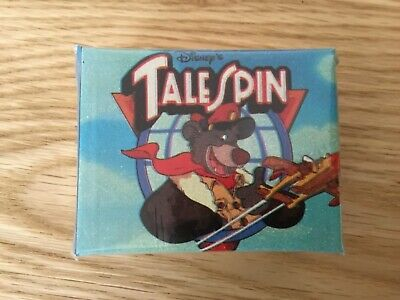 DISNEY'S TALE SPIN COMPLETE SET OF 180 STICKERS WITHOUT ALBUM By PANINI