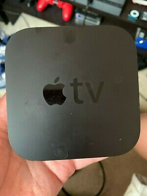Apple TV 3rd Generation A1469 WITH REMOTE