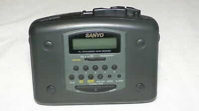 Rare Sanyo MGR 900 Radio/Cassette Player/Walkman in excellent condition