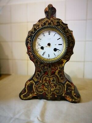 French Empty Boulle Clock Case