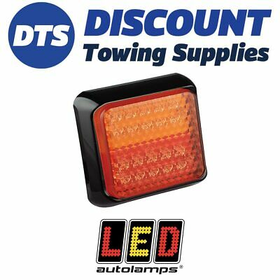 LED Trailer Caravan Square compact combination lamp 80BSTIME