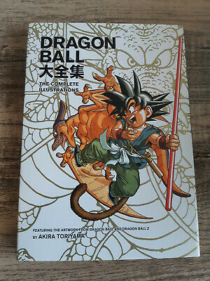 Dragon Ball: The Complete Illustrations - Hardcover - 9781421525662 - Brand New