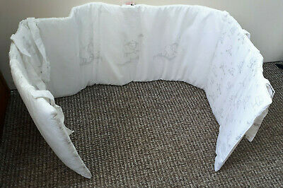 Mothercare My First Bumper for cot or cot Bed