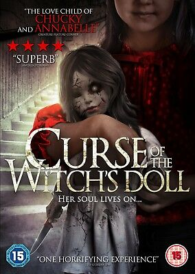 Curse Of The Witch's Doll  (Dvd) (New) (Released 21St January) (Free Post)