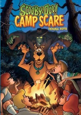 Scooby-Doo - Camp Scare (DVD, 2010)