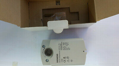 GSD141.7K - Siemens Rotary air damper actuators 2 Nm, without spring return NEW