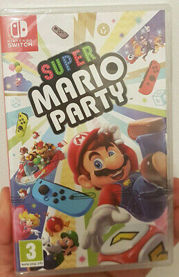 Super Mario Party Switch Neuf PAL FR