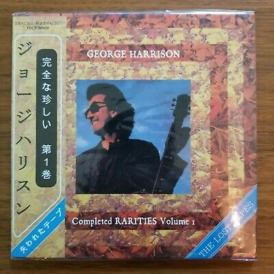 George Harrison - Completed Rarities Vol. 1 - Lost Tapes. NEW sealed Mini-LP CD