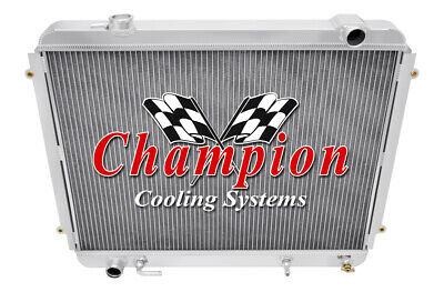 3 Row Western Champion Radiator for 1995 - 2004 Toyota Tacoma #CC1778