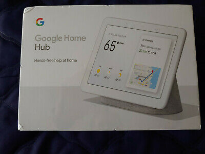Brand New Google Home Hub with Google Assistant - GA00516-US