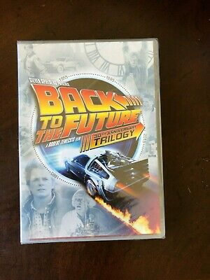 New Back to the Future 30th Anniversary Trilogy DVD