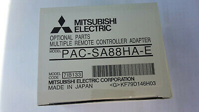 PAC-SA88HA-E, Mitsubishi Electric 5 pin wire multiple remote controller adapter